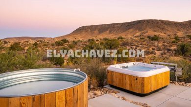 This Airbnb in the California Desert Is Glamorous, Modern, and Totally Private